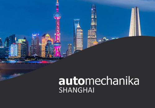 ZEN estará presente em mais uma Automechanika Shanghai