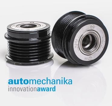 Inovação - Finalista na Automechanika