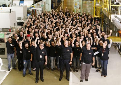 Pelo segundo ano consecutivo uma das 150 melhores empresas para trabalhar no Brasil