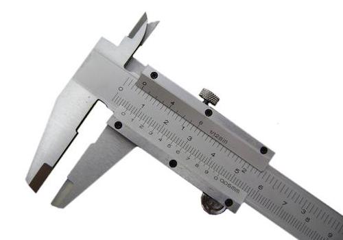 Como utilizar corretamente o paquímetro e formas de medição?