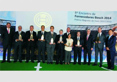 ZEN wins BOSCH Gold Magnet award
