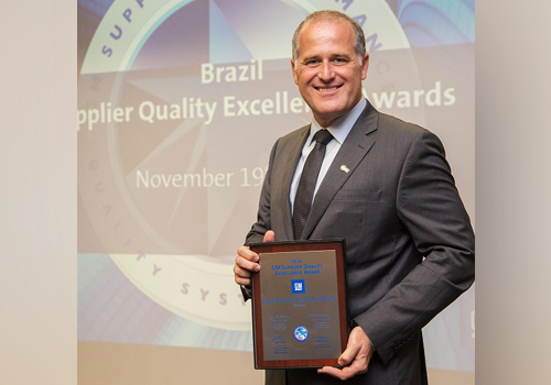 ZEN Receives General Motors Award for the second consecutive year