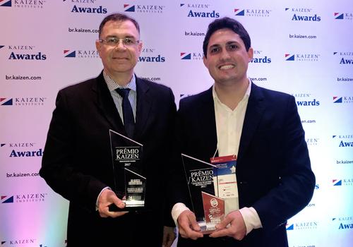 ZEN wins Kaizen Lean Award