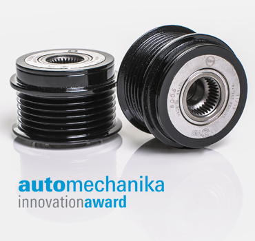 Innovation - Finalist at Automechanika