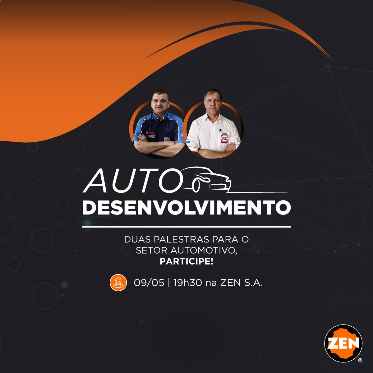 ZEN S.A. realizará evento gratuito com palestras para mecânicos e eletricistas
