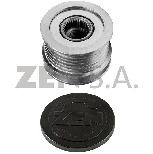 5395 - CLUTCH PULLEY